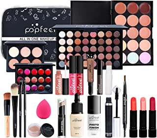 FantasyDay 25 Piece All-In-One Holiday Makeup Gift Set Makeup Bundle Essential Cosmetic Starter Beauty Kit Includes Eyesha...