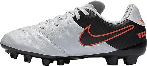 Nike Junior Tiempo Legend VI FG, Chaussures de Football amricain Mixte Enfant