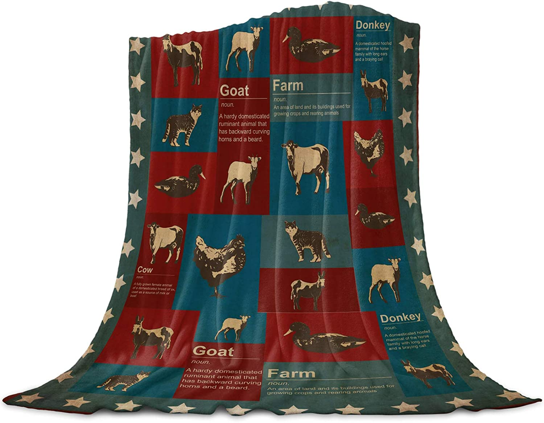 SODIKA Fleece Blanket Plush Easy-to-use Throw Phoenix Mall Super M Soft Lightweight Fuzzy