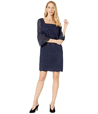 Trina Turk Brilliant Dress (Indigo) Women
