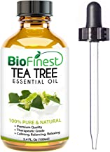 Biofinest Tea Tree Essential Oil - 100% Pure Undiluted - Therapeutic Grade - Australia Quality - Best For Aromatherapy, Ac...