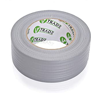 V1 Trade - Ruban Adhésif Haute Temperature - Bande Etancheite Autocollante - 48 mm x 50 m - Duct Tape - Ruban Adhesif Etan...