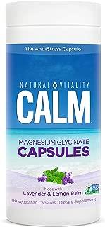 Best vitality calm magnesium Reviews