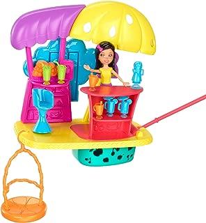 Polly Pocket Wall Party Juice Bar Playset