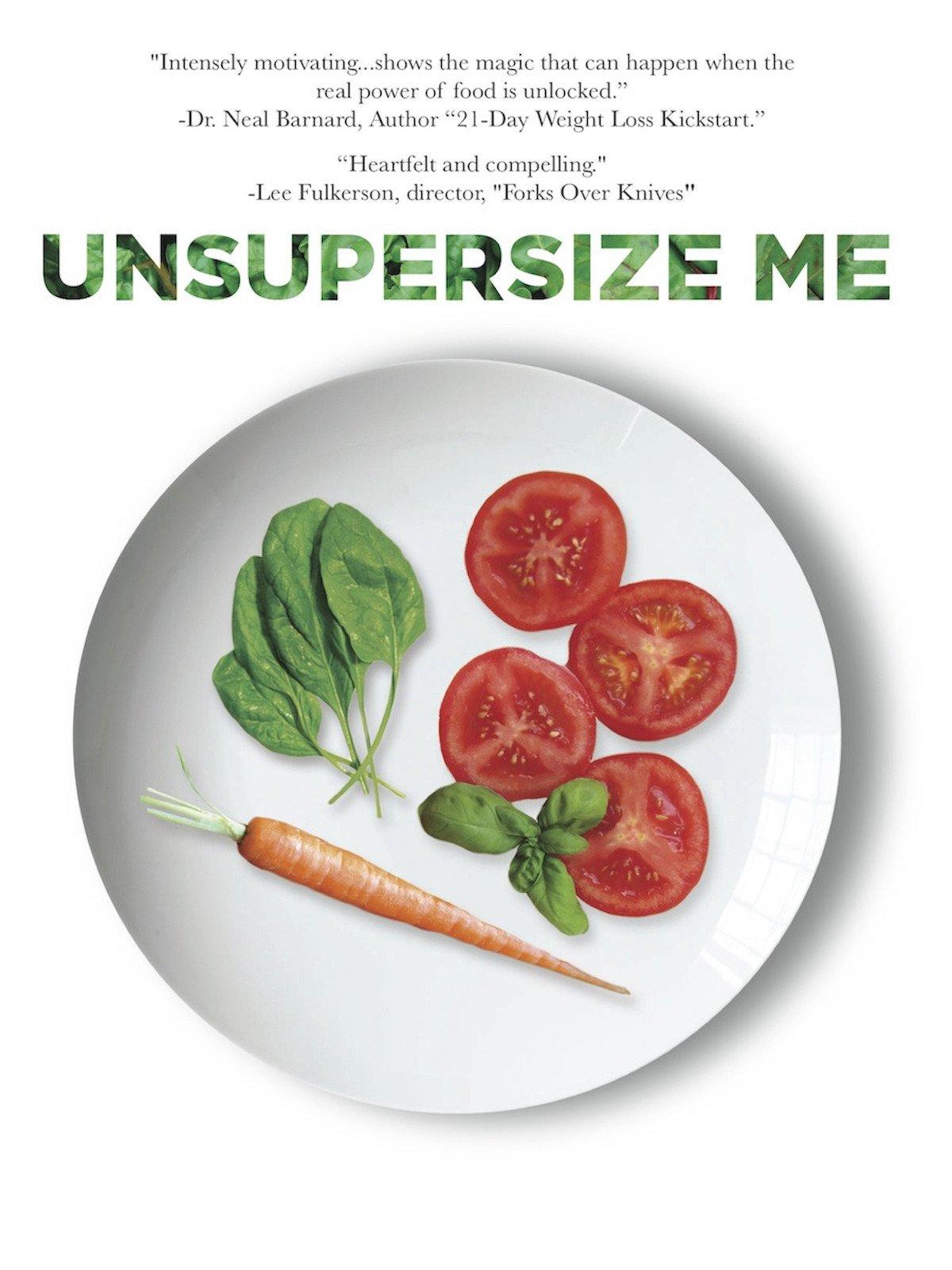 Unsupersize Me None
