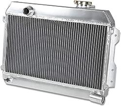 For Datsun 510 Full Aluminum 3-Row Racing Radiator - SRL311/SR/521 PICKUP 1.6 l4