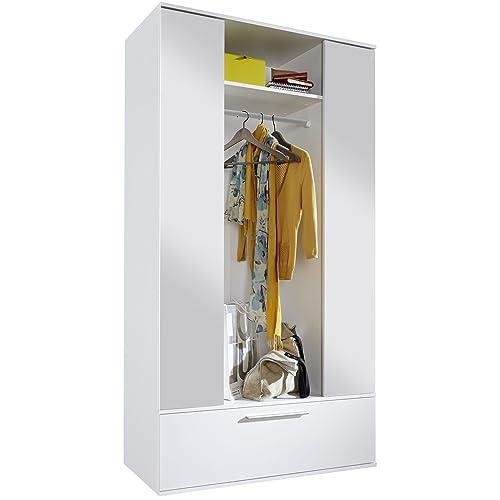 Garderobe Mit Schuhschrank Amazon De