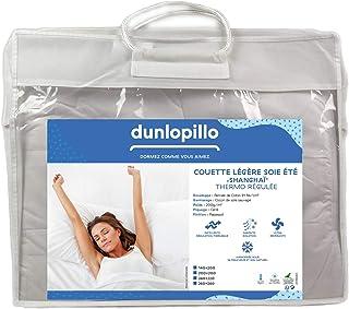 Dunlopillo Shanghai Eté Couette Blanc 200 x 200 cm