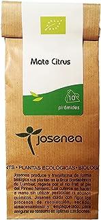 Josenea Mate Citrus Bio Piramides 10 200 g