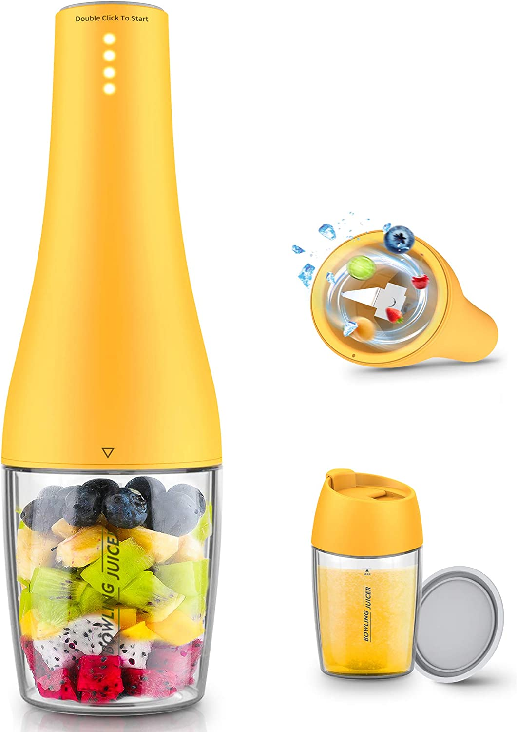 Ayyie Portable & Rechargeable Blender