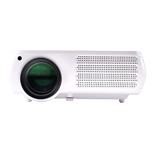 Native 1080p WiFi Projector, Gzunelic 7000 Lumens Smart Bluetooth Projector ± 50° 4D Keystone X / Y Zoom 10000:1 Contrast, Home Theater LED Video HD Proyector Wireless Mirror for iPhone Android