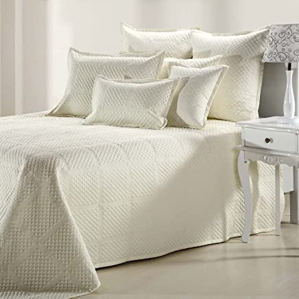 featured product Nygard Home Crista Coverlet,  King,  Cream