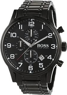 hugo boss aeroliner mens watch