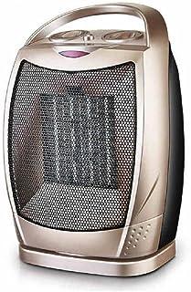 Calefactor Ventilador eléctrico Calentador del Patio 1500W para el Calentamiento de la habitación del Aire casero Dispositivo de la calefacción del hogar Calentador Ventilador eléctrico Calentador