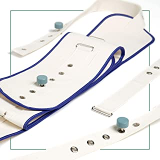 comprar comparacion ORTONES | Cinturón Abdominal Inmovilizador Agarrador de Cama con Cierre Magnético | Talla Unica