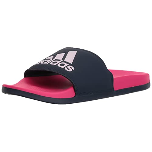 45d91a5f4 adidas Women's Adilette CF+ Logo W Slide Sandal
