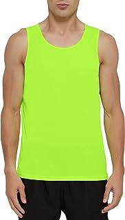 Erima Mens Kids Sports Training Running Singlet Tank Vest Top Sleeveless Shirt