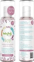 Shampoo & Bodywash Babyleaf Natural 200ml - Champú para Bebés Recién Nacidos - Hipoalergénico - Sin Lagrimas - Vainilla Citricos
