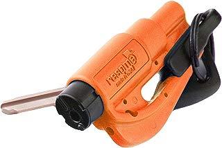 Res Q Me Emergency Rescue Escape Tool Keychain Orange