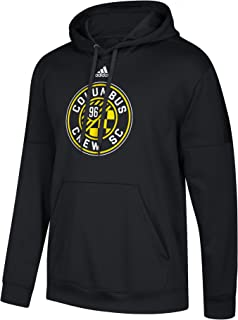 adidas MLS Men's Team Issue Preferred Center Patch Pullover Hoodie