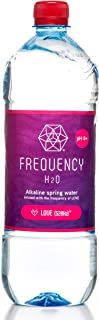 Frequency H2O Love Alkaline Spring Water 1 Litre
