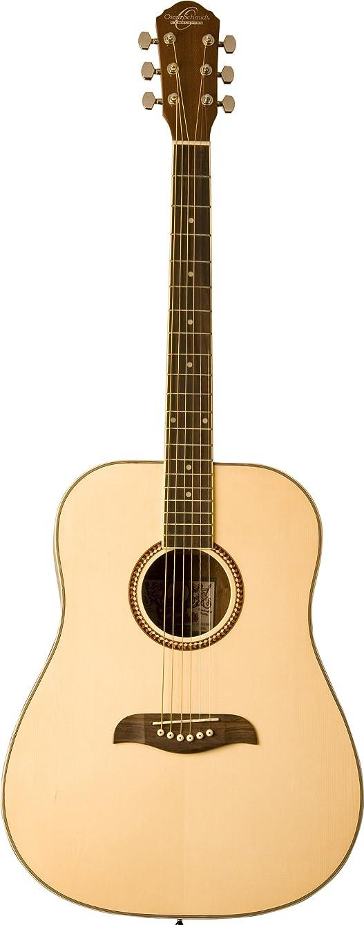 割合究極の壮大Oscar Schmidt オスカーシュミット OD3N アコースティックギター - Natural アコースティックギター アコギ ギター (並行輸入)