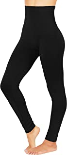 Premium Tummy Control High Waist Slimming Thick Fleece/French Terry