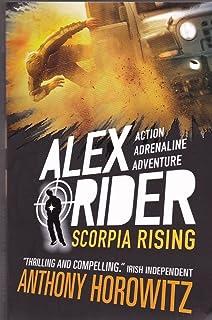 Alex Rider Mission 9: Scorpia Rising