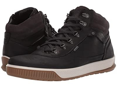 ECCO Byway Tred Gore-Tex(r) Urban Boot (Black/Moonless) Men