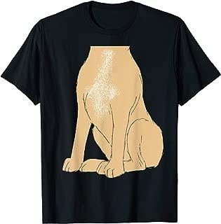 Halloween German Shepherd Dog Body Costume Shirt for Kids T-Shirt