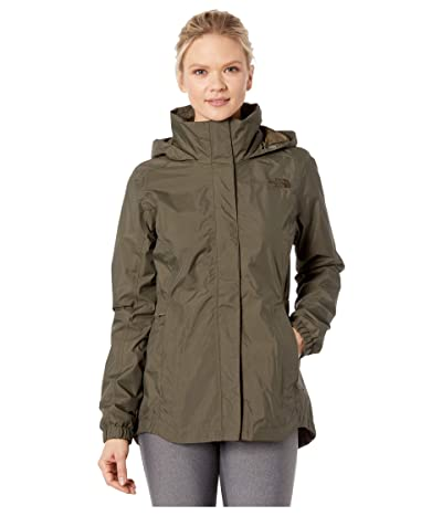 The North Face Resolve Parka II (New Taupe Green 1) Women