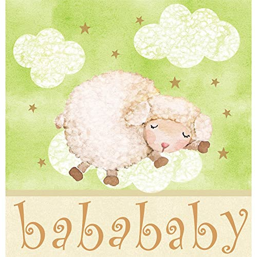 Lamb Baby Shower Decorations Amazon Com