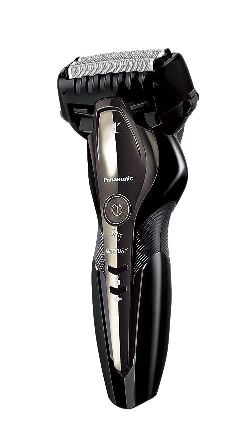 カビクローゼット凍るパナソニック ラムダッシュ メンズシェーバー 3枚刃 お風呂剃り可 黒 ES-ST2P-K