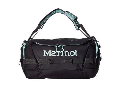 Marmot Long Hauler Duffel Medium (Dark Charcoal/Blue Tint) Duffel Bags