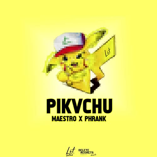 Amazon.com: Pikvchu (feat. Phrank) [Explicit]: Maestro: MP3 ...