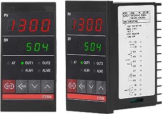 Regulator temperatury PID ogrzewanie przekaźnik chłodzący inteligentny regulator temperatury PID XY504 uniwersalne wejście...