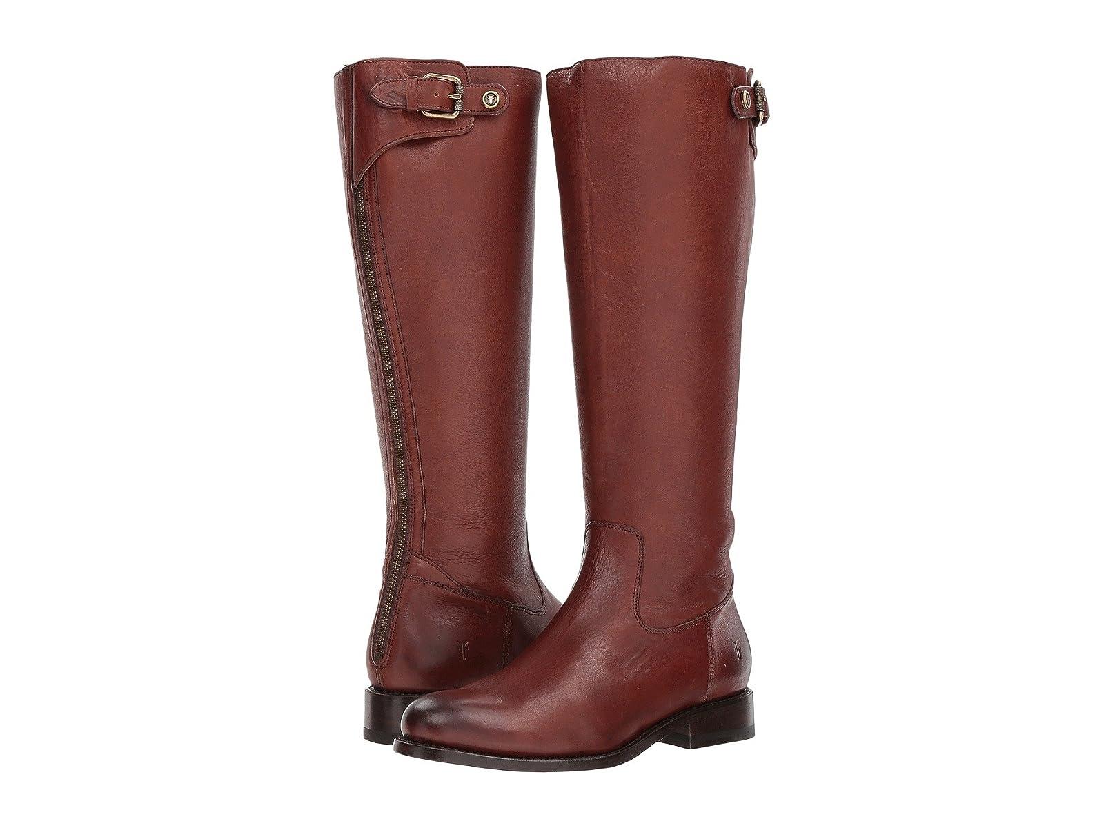 Frye Jayden Buckle Back ZipAffordable and distinctive shoes