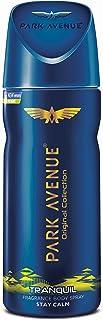 Park Avenue Tranquil Stay Calm Fragrance Body Spray For Men, 150ml