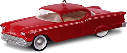 Hallmark Keepsake 2017 Keepsake Kustoms 1958 Chevrolet Impala Dated Christmas Ornament