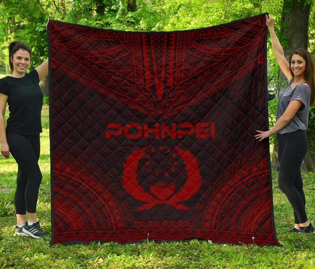 Personalized Ranking Mesa Mall TOP19 Pohnpei Quilt Polynesian S Red Chief Version