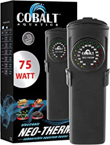 Cobalt Aquatics Flat Neo Heater