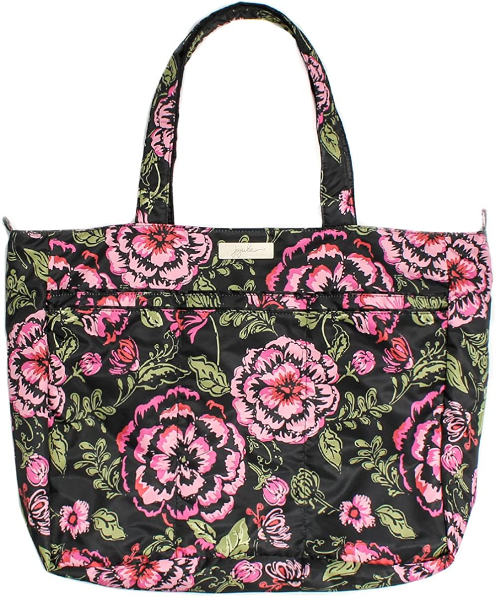Super Be Large Everyday Lightweight Travel Tote Bag with Storage Pockets
