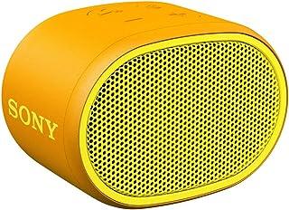 Sony SRS-XB01 Extra Bass Portable Bluetooth Speaker, Yellow