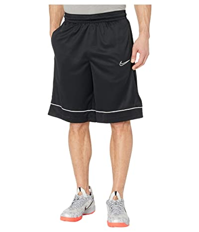 Nike Shorts Fastbreak (Black/Black/White) Men