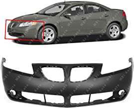 MBI AUTO - Primered, Front Bumper Cover for 2005 2006 2007 2008 2009 Pontiac G6, GM1000731