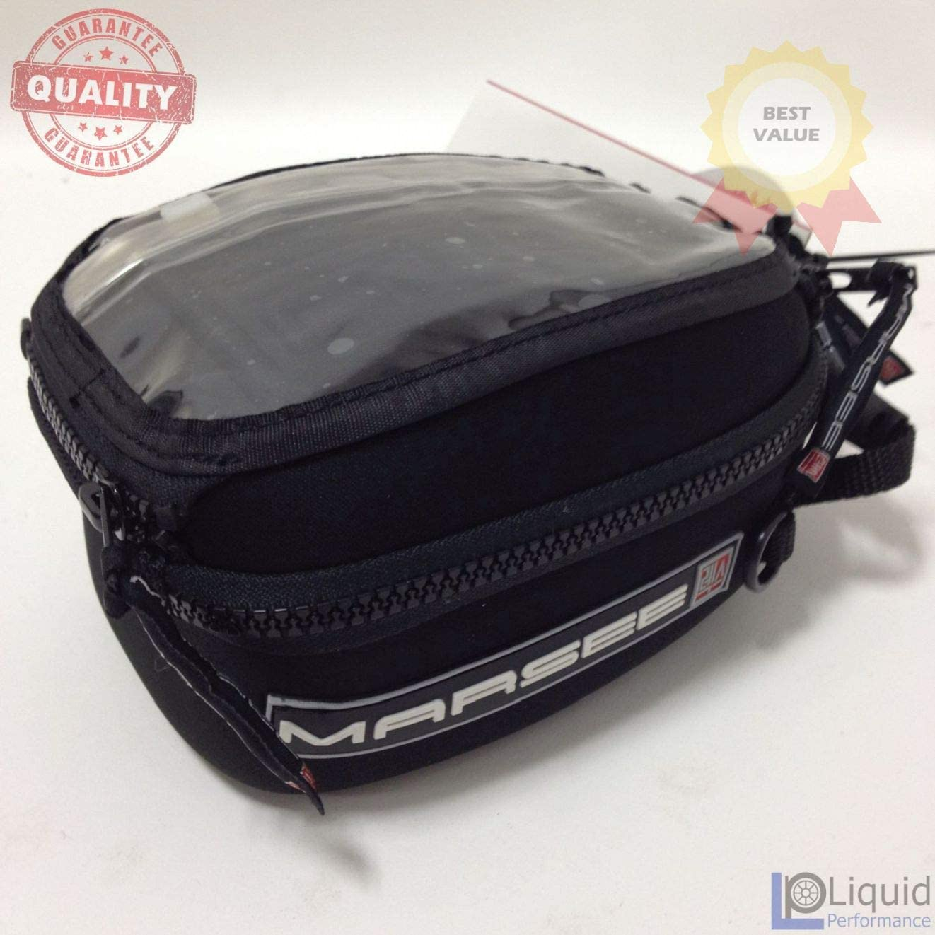 Marsee 1.5 Liter Bullet Bag with Hole- 4 Max 49% OFF Universal No Mounting Superior
