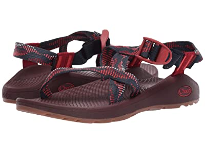 Chaco Z/Cloud (Scrap Grenadine) Women