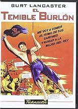 The Crimson Pirate 1952 NON-USA FORMAT, PAL, Reg.0 Spain