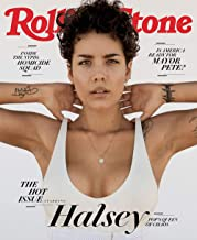 Rolling Stone Magazine (July, 2019) The Hot Issue Featuring Halsey Pop's Queen of Chaos