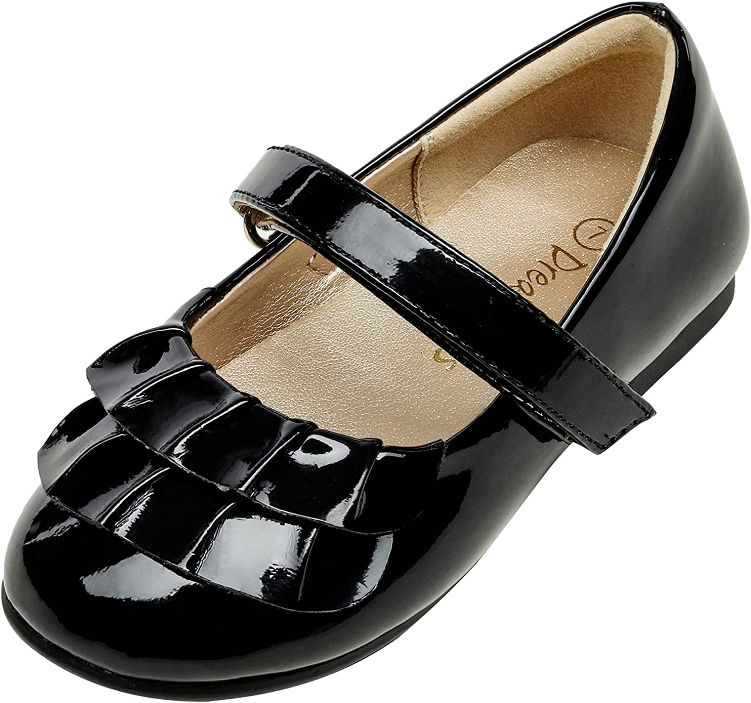 Max 69% OFF DREAM PAIRS Toddler Little Girls Fees free!! Mary Dress Jane Ballet Flats Sh
